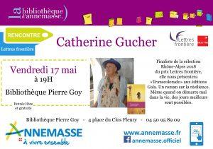 tract LF Gucher 300x211 - Retour sur le 11 mai 2019 : rencontre avec Catherine Gucher à Thonon-les-Bains