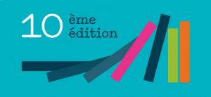 """10e edition 300x138 - Festival """"Le Livre sur les quais"""" à Morges du 6 au 8 septembre 2019"""