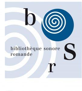 Logo BSR RVB 271x300 - La Bibliothèque sonore romande : co-lauréate du Prix spécial de médiation 2021