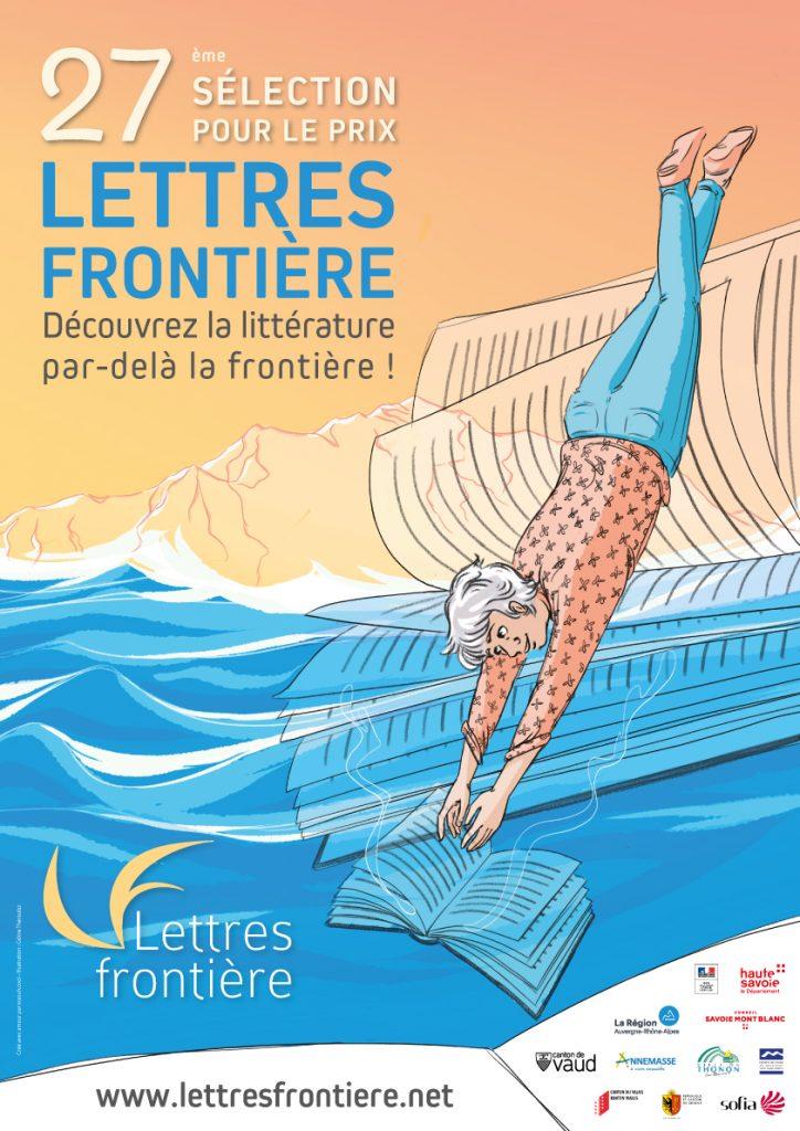 affiche 27e Sélection déf 05 05 20 724x1024 - Revue de presse de la 27e Sélection pour le Prix Lettres frontière 2020