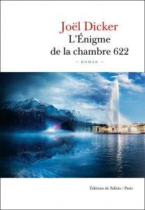 Dicker Enigme 1 207x300 - 27 mai 2020 : parution du nouveau roman de Joël Dicker