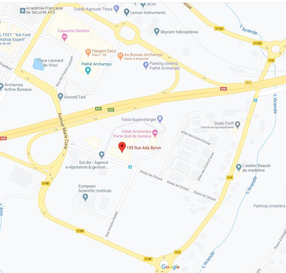 plan 155 rue Byron ultra zoom - Jeudi 24 septembre 2020 à 14 h : Assemblée générale de Lettres frontière