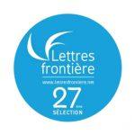 Logo 27e Selection Lettres frontiere 2020 150x150 - Emissions radio, télé et articles concernant les auteurs de la 27e Sélection 2020