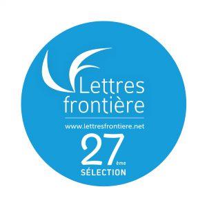 Logo 27e Selection Lettres frontiere 2020 HD 300x300 - Concours d'écriture 2020-2021 de Jussy : catégories nouvelle et poème