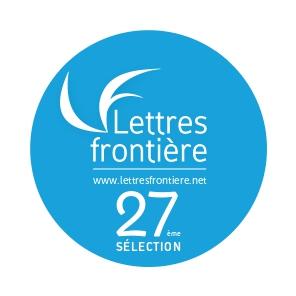 Logo 27e Selection Lettres frontiere 2020 - Avril 2021 : annulation des rencontres avec les auteurs de la 27e Sélection 2020