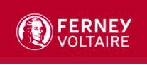 logo Ferney Voltaire - Retour sur la rencontre du 11 mai avec Muriel Zürcher à la Médiathèque de Ferney-Voltaire