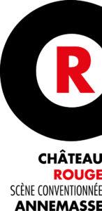 """Logo ChateauRouge Noir Rouge 146x300 - Les coulisses de la 28e édition de """"L'Usage des mots"""" à Annemasse : épisode n° 1"""